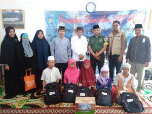 Ramadhan Berbagi bersama SMK Penerbangan